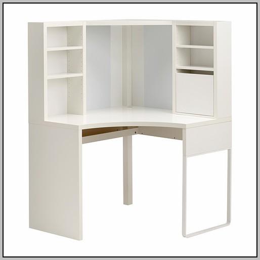 Micke Corner Computer Desk From Ikea Desk Home Design