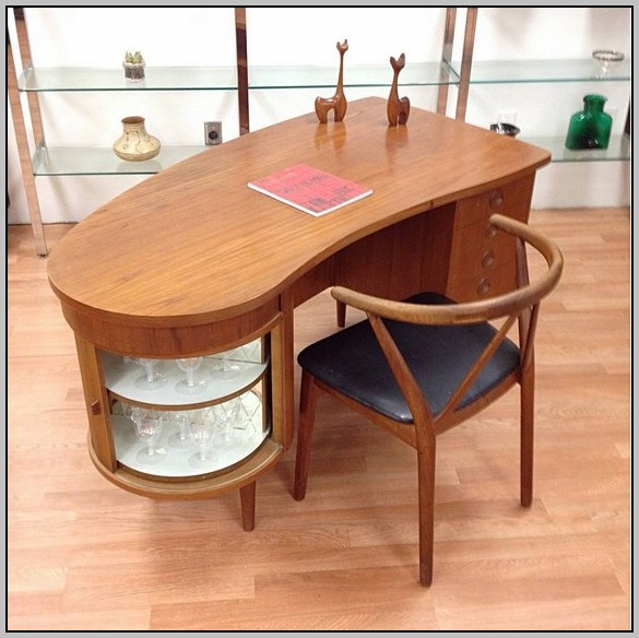 Kidney Shaped Desks Modern