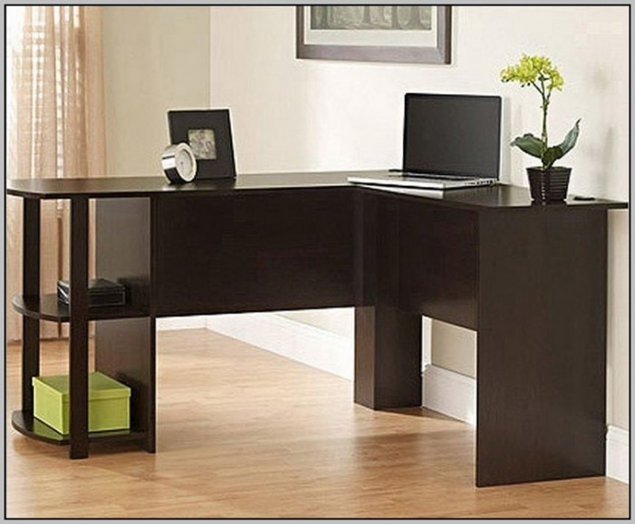 L Shaped Corner Computer Desk