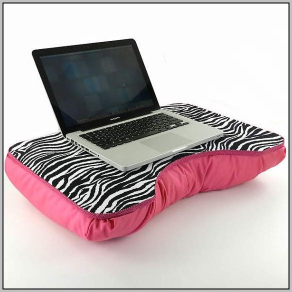 Lap Desk With Storage And Pillow
