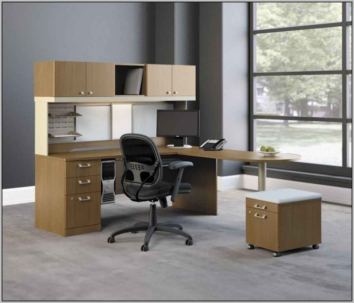 Large Computer Desks Workstations