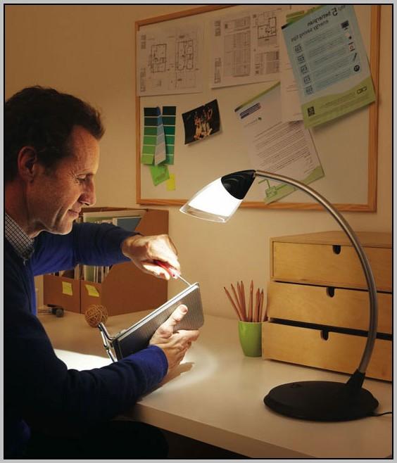 Led Desk Light Ikea Jansjo