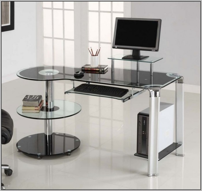 Modern Contemporary Home Office Desk