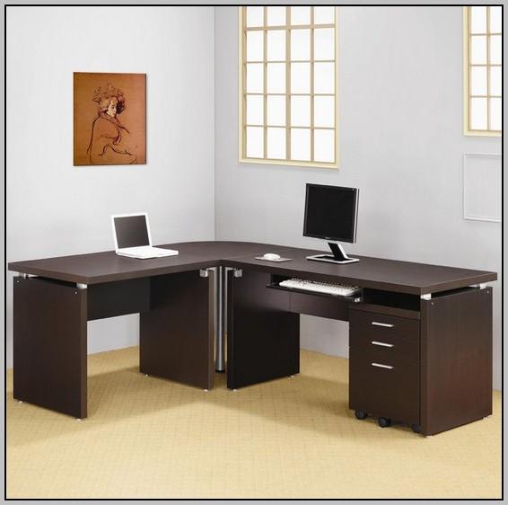 Modern L Shaped Desk Target