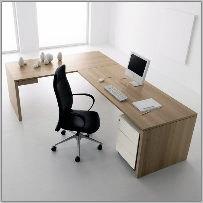 Modern White L Shaped Desk Desk Home Design Ideas