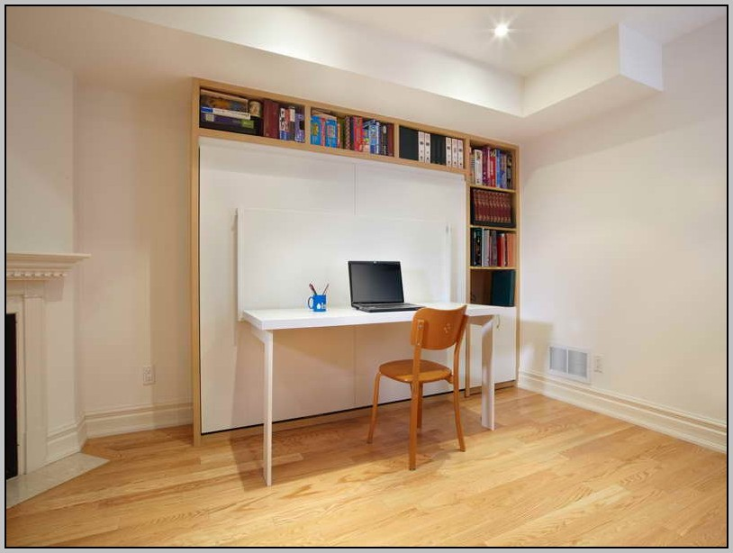 Murphy Bed Desk Diy Desk Home Design Ideas
