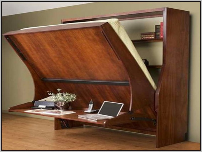 Murphy Bed With Desk Ikea
