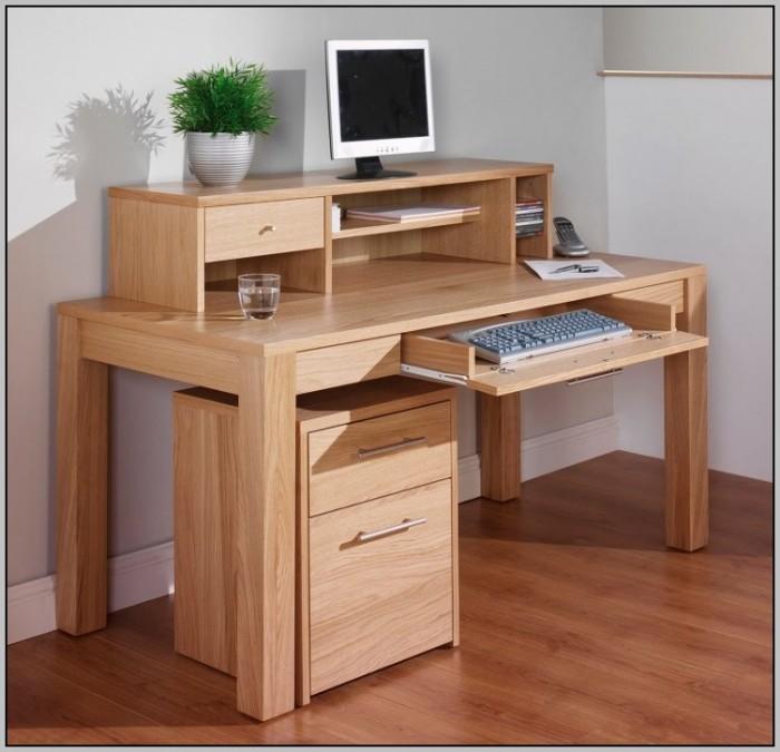 Oak Computer Desk Ikea