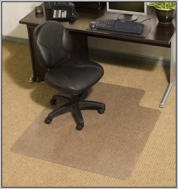 Under Office Chair Mat Desk Home Design Ideas