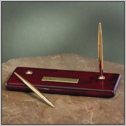 Pen Holder For Desk Set