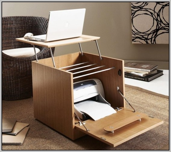 Personalized Lap Desk With Storage