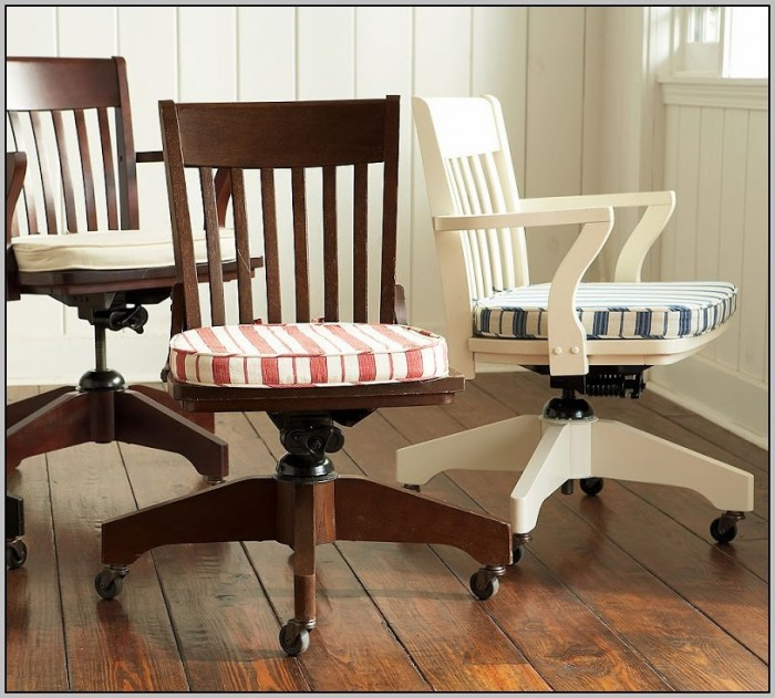 Pottery Barn Desk Chair Cushion