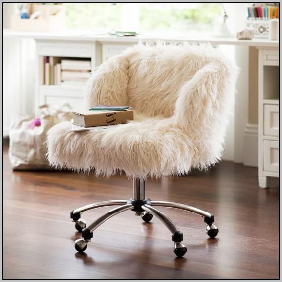 Pottery Barn Desk Chair Wicker