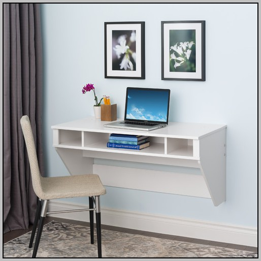 Prepac Furniture Hw 0200 1 Floating Desk With Storage