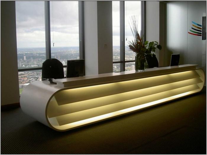 Reception Desk Furniture Modern