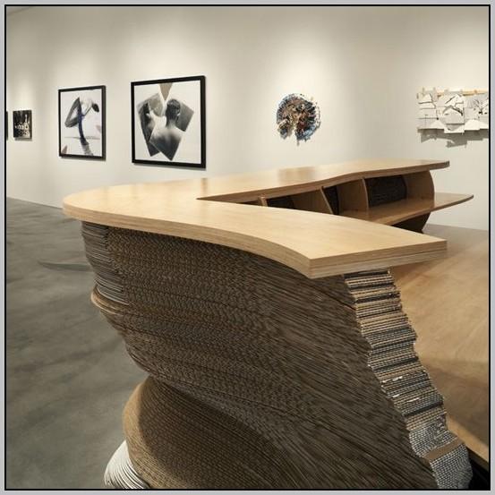 Reception desk ideas diy desk home design ideas for Diy desk decor ideas