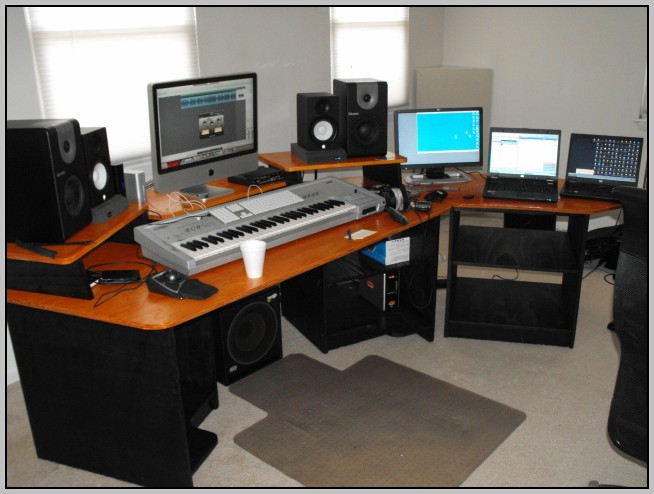 Recording Studio Desk Amazon