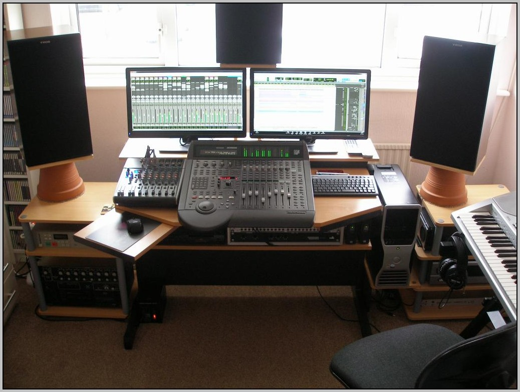 Recording Studio Desk Ebay