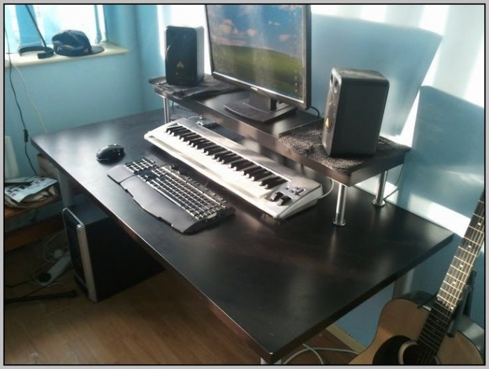 Recording Studio Desk Ikea