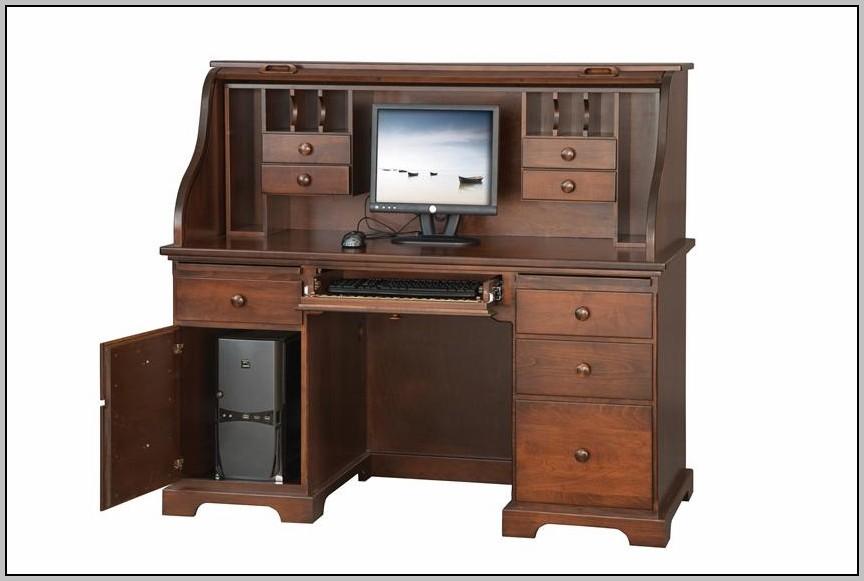 roll top computer desk ikea desk home design ideas