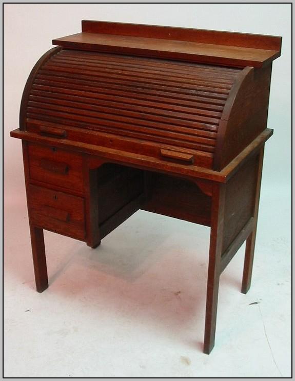 Roll Top Desks Antique
