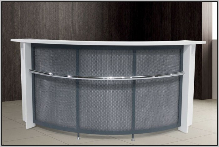 Salon Reception Desk Ideas