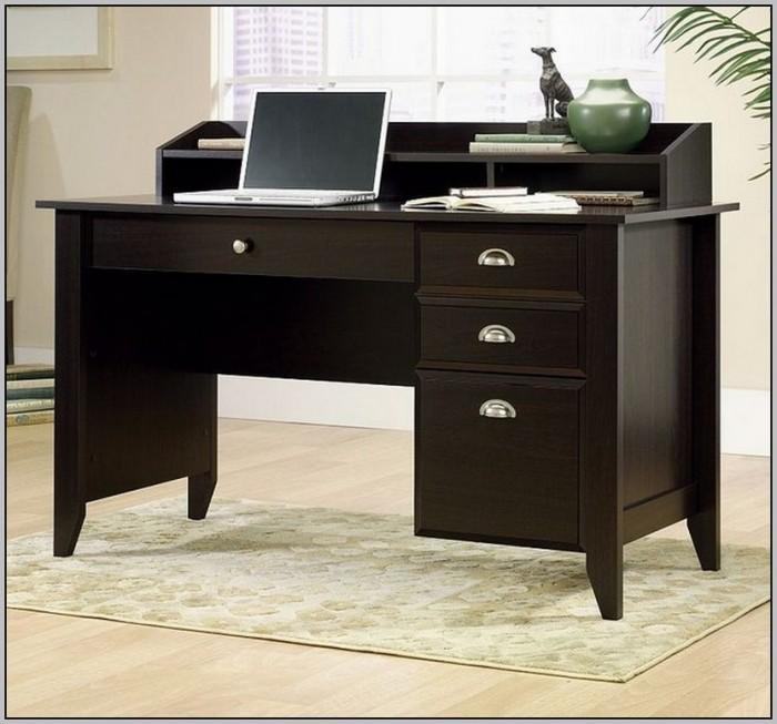 Sauder Edge Water Computer Desk White