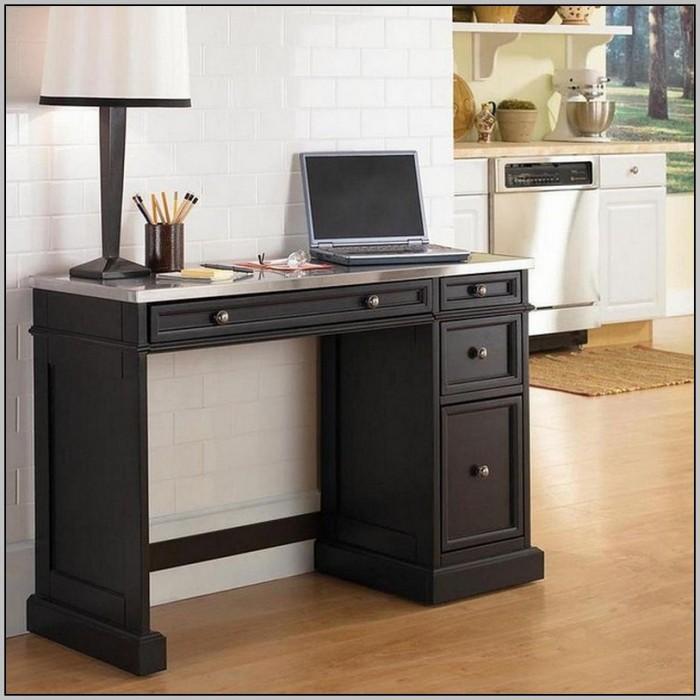 Sauder Edge Water Computer Desk With Hutch
