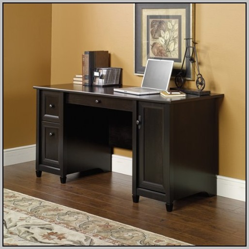 Secretary Desk With File Drawer