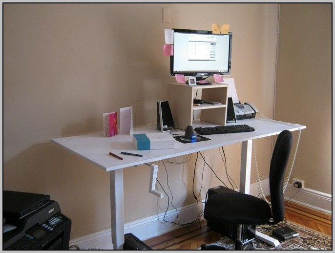 Sit Stand Desks Ikea