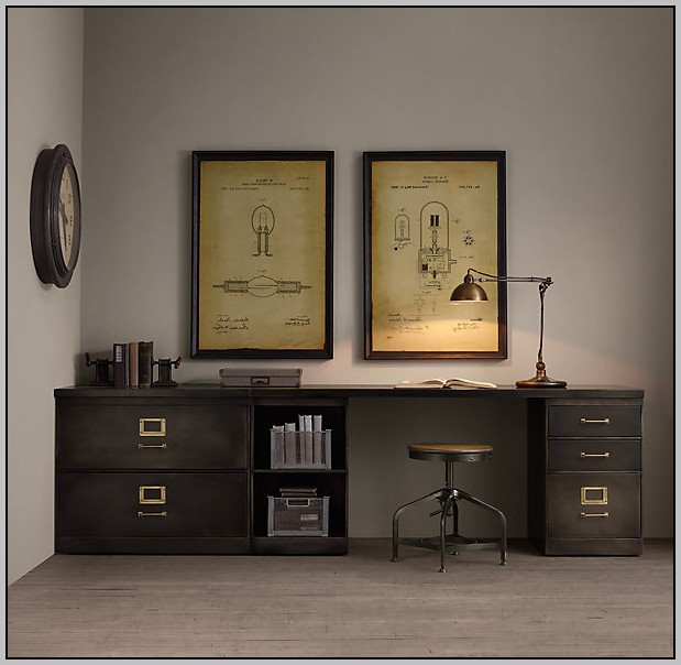 Small Desk With Drawers Canada