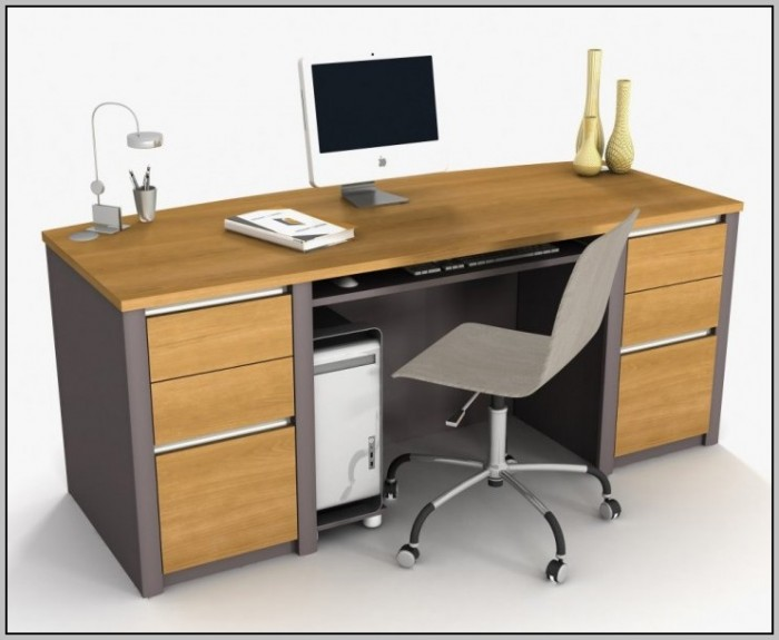 Small Desk With Drawers For Computer