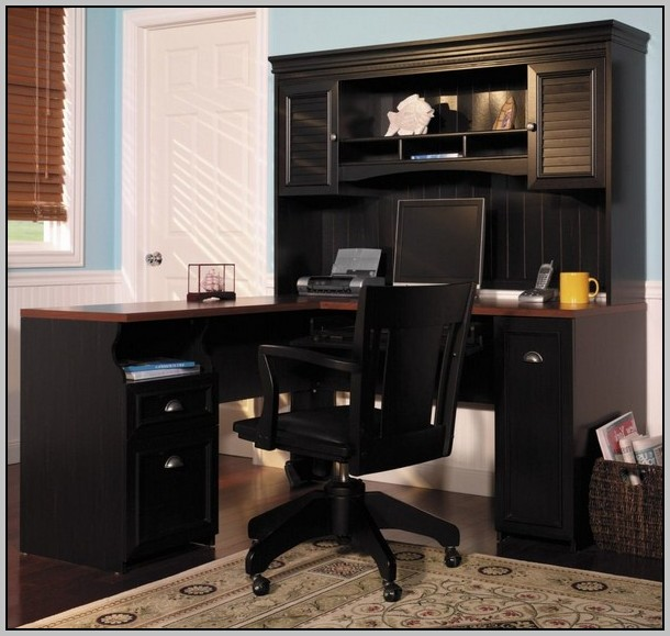 Small L Shaped Corner Desk