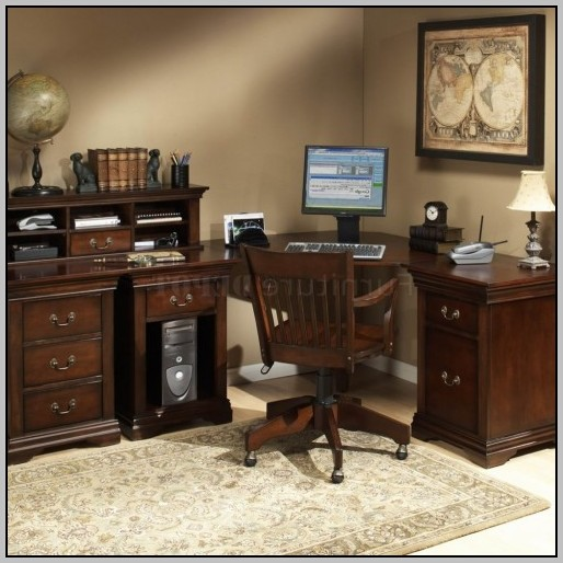 Small L Shaped Desk Home Office