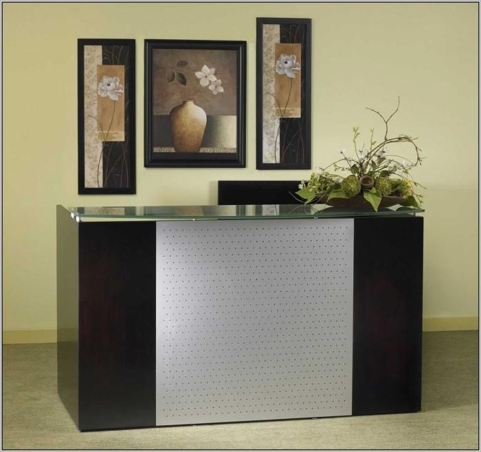 Small Reception Desk Furniture