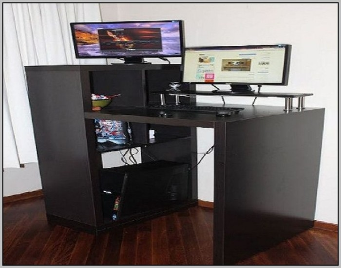 Stand Up Computer Desk Plans
