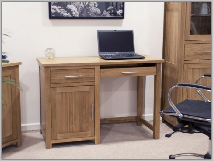 Student Computer Desk With Drawers