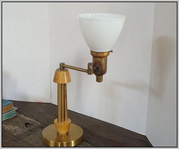 Swing Arm Desk Lamp India