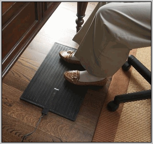 Under Desk Heater Mat