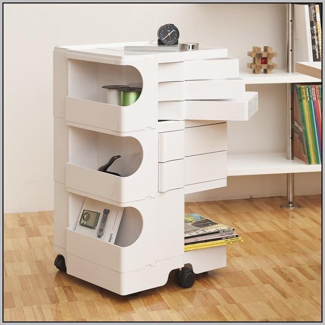 Vertical Desk File Organizer