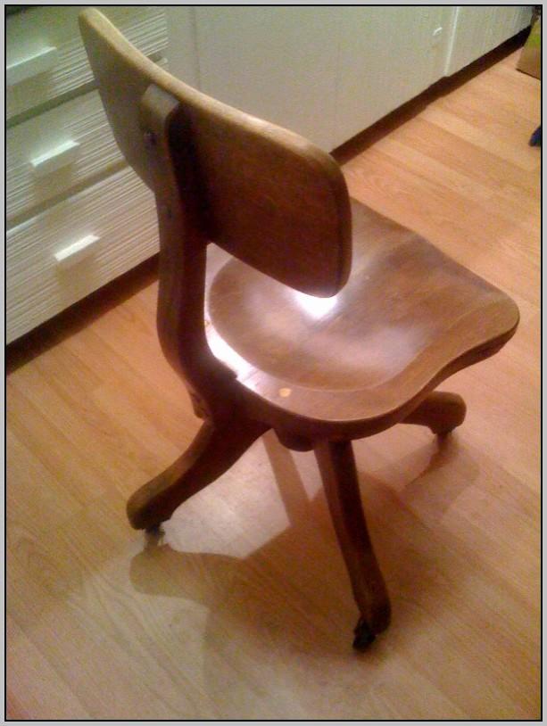 Vintage Desk Chair Uk