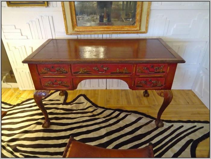 Vintage Writing Desk Ebay