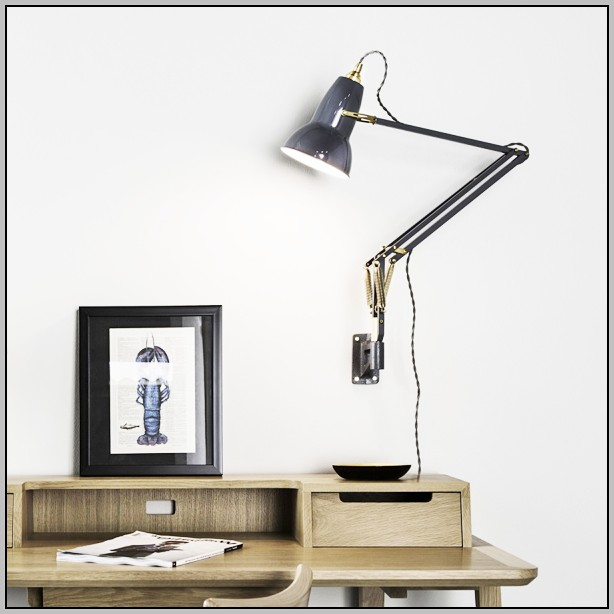 Wall Hanging Desk Lamp : Wall Mount Computer Desk Plans - Desk : Home Design Ideas #8zDvVX6DqA24606