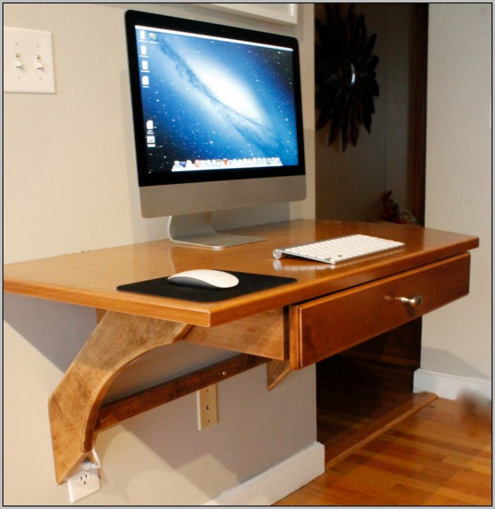 Wall Mounted Computer Desk Ikea