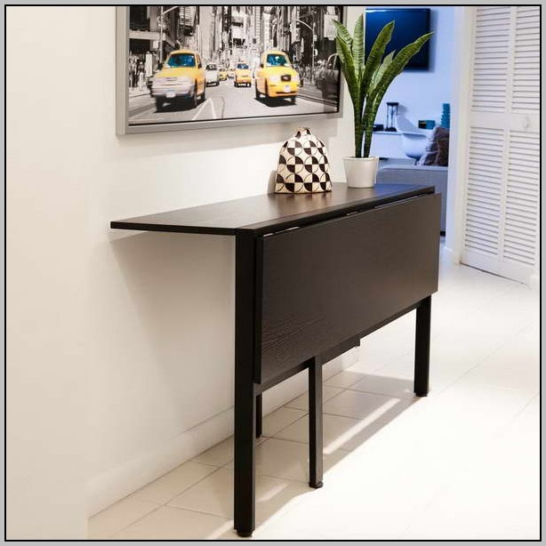 Wall Mounted Folding Desk Ikea