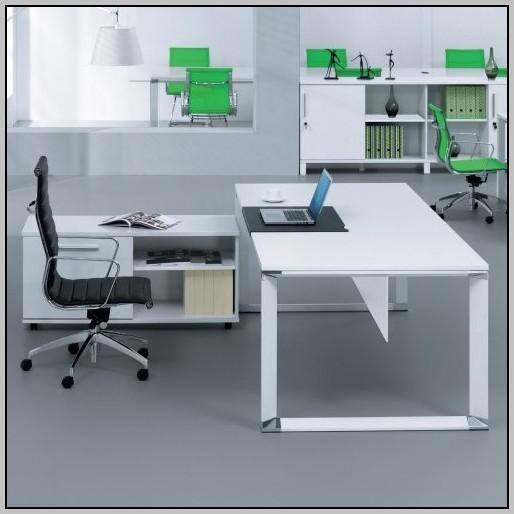 White Lacquer Desk Accessories
