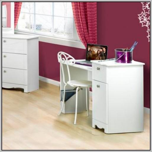 White Lacquer Desk Tray