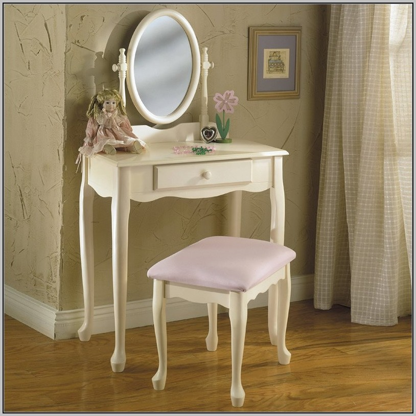 White vanity desk with drawers download page home design for White vanity table with drawers