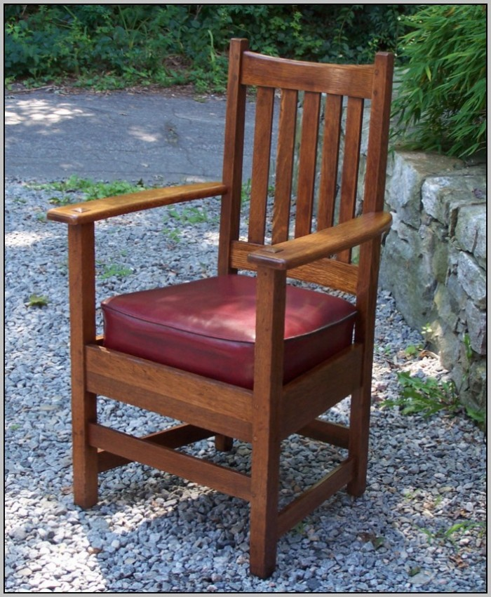 Arts And Crafts Desk Chair
