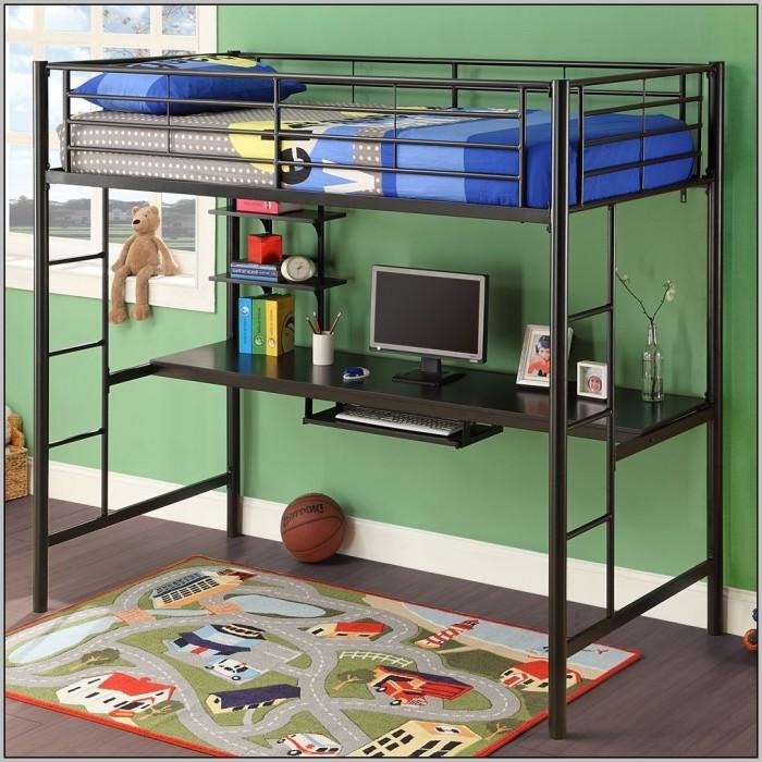 Bunk Beds With Desk Underneath Australia